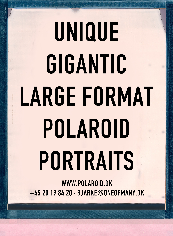 Polaroid dk reklame UK